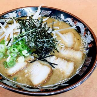 豚骨魚介チャーシューメン(たおしゅう )