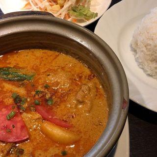 マレーシアチキンカレー(マレー・アジアン・クイジーン (Malay Asian Cuisine))