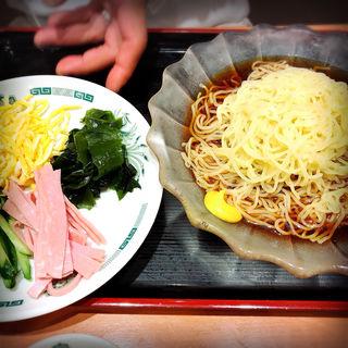 黒酢しょうゆ冷し麺(日高屋 恵比寿南店 )