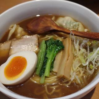 ワンタン麺(あいワンタン)