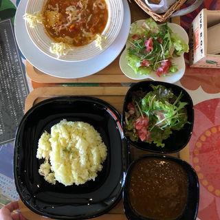 インディアンカレー(オレンジ カウンティ Cafe (O・C Cafe))