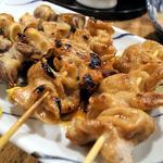 シロ串焼(立飲み たきおか )