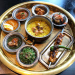 CARVAAN アラビアンランチコース(ブルワリー&レストラン カールヴァーン)