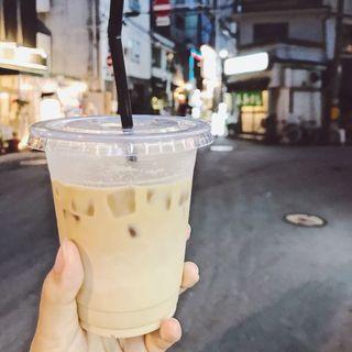 キャラメルカプチーノ(サンワ コーヒー ワークス (SANWA COFFEE WORKS))