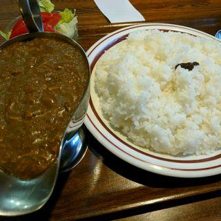 チキンカレー(ご飯普通盛)(キャラウェイ)