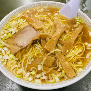 ラーメン(ぶん華 (CHINEASE mini RESTAURANT))