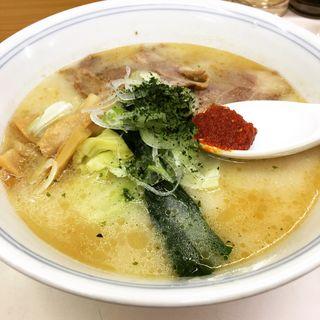 辛味噌ラーメン(味よし  (仙台駅前分店))