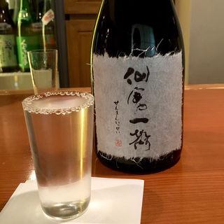 仙禽一聲 2018(日本酒バー 雲レ日)
