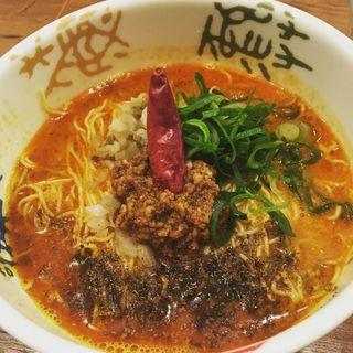 鬼・担々麺(香家 三田店 (コウヤ))