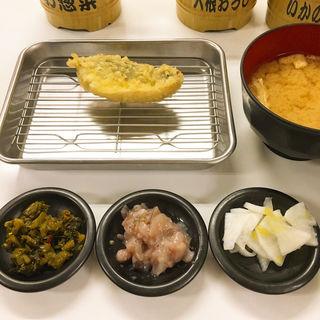 味彩定食(博多天ぷら なぐや)