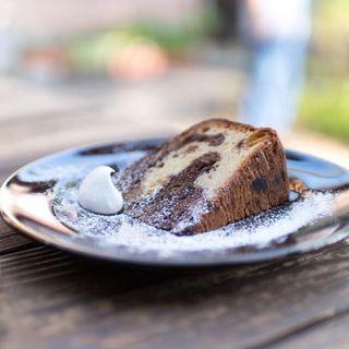 金柑とココアのマーブルパウンドケーキ(パーランド (parland))