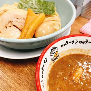 特製煮干しつけ麺(野郎ラーメン 浅草橋店)