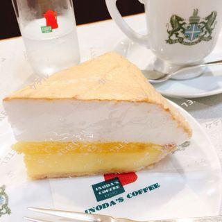 レモンパイ(イノダコーヒー   大京都展)