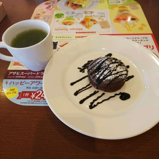 フォンダンショコラ(ガスト 東松山高坂店)