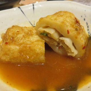 餃子巻き(おでんと日本酒 卸)