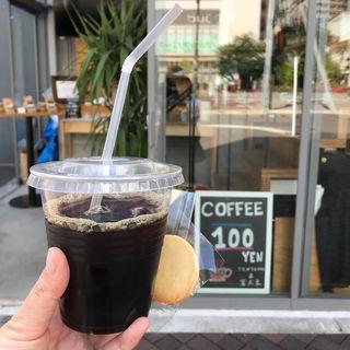 アイスコーヒー(TENTOSHI)