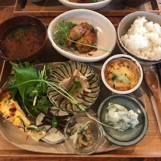 ごはんセット(むぎわら食堂 )