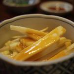 ウド酢味噌