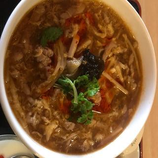 マーラー刀削麺(上海味わい )