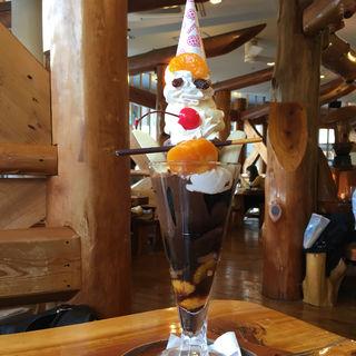 チョコレートパフェ(OB 新神戸店 (オービー))