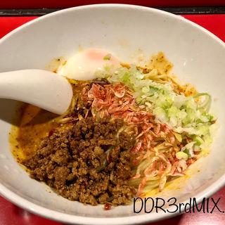 汁なしタンタン麺 【白】