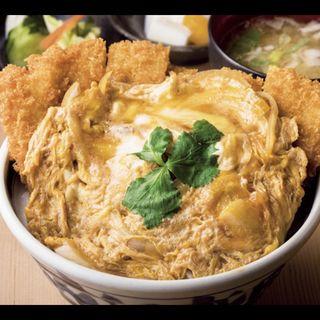 かけかつ丼(鈴新 (すずしん))