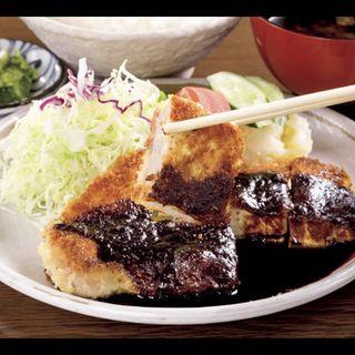 味噌とんかつ定食(とんかつオゼキ本店 )