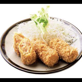 コロッケ定食(とんかつ藤芳 駅前店 )