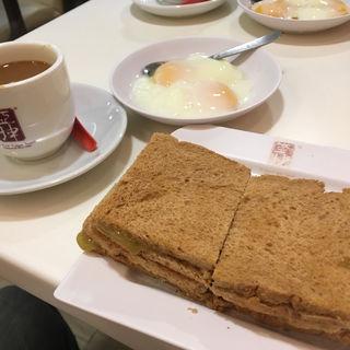 Set A Kaya Toast and 2 Eggs