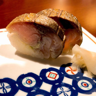炙り鯖すし(長崎まるごと屋)