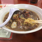 味仙ラーメン(アサリ麺)
