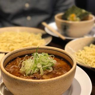 牛すじつけ麺(つけ麺や 辰盛 )