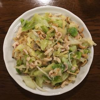 皿うどん(まりも本店)