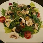 彩り豊かな新鮮野菜のグリーンサラダ(S)