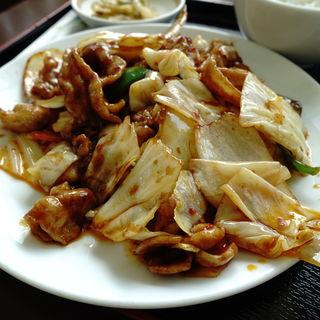 回鍋肉片(チャイナグリーン (CHINA GREEN))