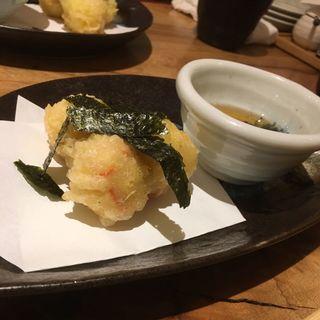 ポテトサラダの天ぷら(ととふく)