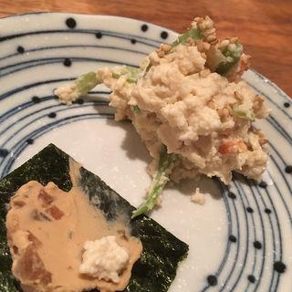 筍の白和え(コチネレ (coccinelle))