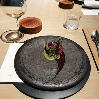 お肉料理(オルト (ORTO))
