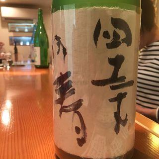 津島屋 外伝 四十二才の春 純米大吟醸 無濾過生原酒(日本酒バー 雲レ日)