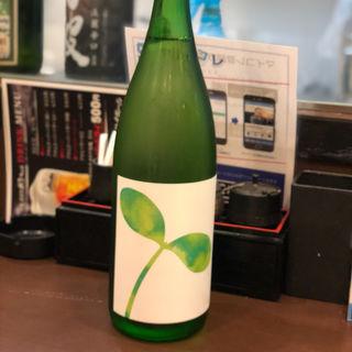 杜の蔵 春の純米酒(炭火 串焼きボンちゃん)