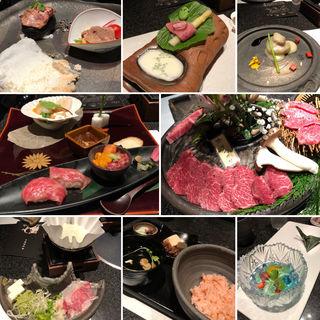 翡翠コース(肉割烹 吟 ~ぎん~ )