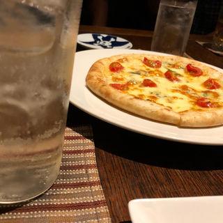チーズピザ(スギヤ)
