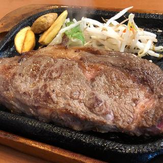 サーロインステーキランチ(レストランさとう )