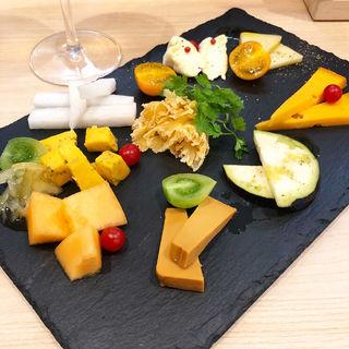 チーズ(烏丸ダイナーflat)