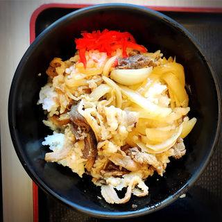 ミニ牛丼(吉そば 中目黒店 )