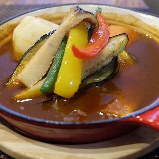 野菜のスープカリー(cafe&curry HYGGE)