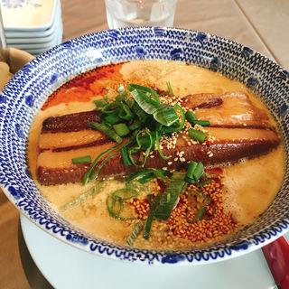 角煮担々麺(チャイニーズダイニング方哉 (まさや))