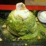 抹茶とレモンのパンケーキ(Riz Labo Kitchen)