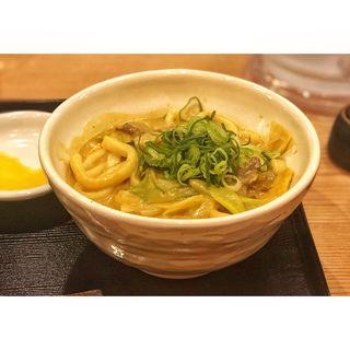千吉カレーうどん(カレーうどん 千吉 大宮店)