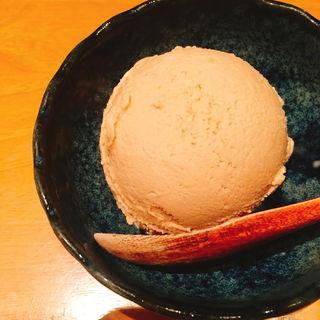 ほうじ茶のアイスクリーム(和味 大輔 )